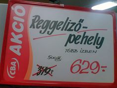 SZMO - 15 vicces elírás áruházakból, amelyeket meg kell veletek is osztanunk