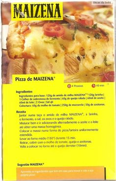 Pizza Recipes, Cooking Recipes, Low Carb Recipes, Best Gluten Free Desserts, Jam Cookies, Good Food, Yummy Food, Vintage Recipes, Pain