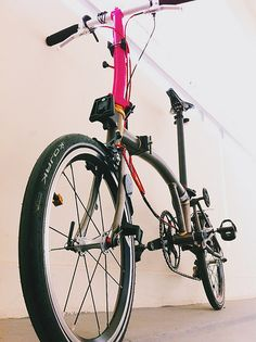 Seat post, saddle and pedals changed. | Flickr - Photo Sharing!