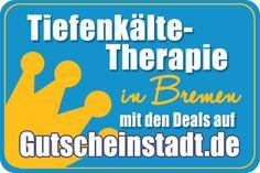 Mit Glück günstiger zur Tiefenkälte-Therapie in #Bremen mit #Gutscheinstadt