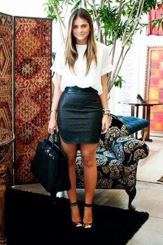 Shape of The Skirt