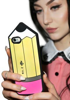 Valfrè Pencil 3D iPhone 6 Case