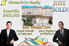 Just Sold! - 444 Winant Ave