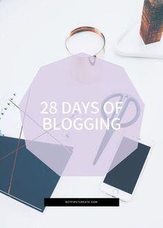 Verrückt, aber am 1. Februar 2018 startet tatsächlich zum dritten Mal die Challenge #28daysofblogging! Jeden Tag im Februar einen Blog Post zu veröffentlichen, das ist unser Ziel!