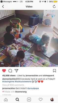 So freaking cute. Supernatural Crossover, Supernatural Actors, Jensen Ackles Supernatural, Supernatural Seasons, Daneel Ackles, Jared And Jensen, Winchester Boys, Child And Child, Super Natural