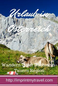 Die Dachstein-Tauern Region zählt zu den schönsten Orten Österreichs. Alles, was du für einen unvergesslichen Wanderurlaub wissen musst, erfährst du hier. #wandern #österreich #visitaustria #schladming #dachstein #ramsau #wanderurlaub #aktivreisen #weitwandern #berge #alpen Dachstein Austria, Heart Of Europe, Austria Travel, Travel Companies, Travel Posters, Travel Destinations, Travel Tips, Mount Rushmore, The Good Place