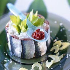 Terrine de sardines au fromage frais