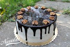 Zserbó ízvilágú torta | Nassolda