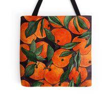 #tangerines #watercolor #Mandarin #fruit #art #bright #summer #new #sweet #orange #red #sun #Sunny #tasty #original #abstract #aquarelle #artistic #green #bag #iphone #case #design #redbubble #juicy
