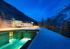 "Gallery of Thom Mayne, Ando, Kuma & Zumthor Contribute Rooms for ""House of Architects"" Hotel in Vals - 16"