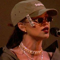 Rihanna in Custom Craig Green, Vintage Jean Paul Gaultier Mode Rihanna, Rihanna Style, Rihanna Fenty, Rihanna Meme, Boujee Aesthetic, Black Girl Aesthetic, Aesthetic Pictures, Sup Girl, Fille Gangsta