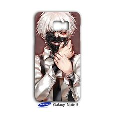 Tokyo Goul Kaneki ken Samsung Galaxy Note 5 Case Cover Wrap Around