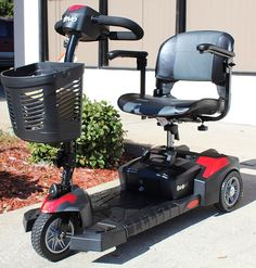 Spitfire Scout DLX 3-Wheel Scooter Price: $819.00 Free Shipping!