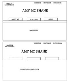 The 13 best wireframes flowcharts images on pinterest check check out my gliffy diagram layout for personal website on pc freerunsca Choice Image