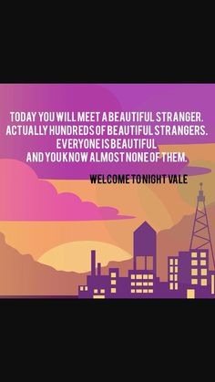 Welcome to night vale - quote