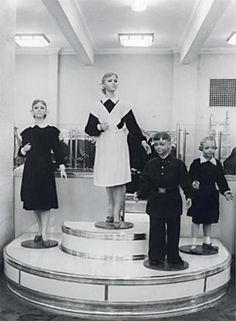 Костюм русской советской российской школьницы