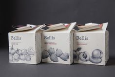 Bellis (School Project) on Packaging of the World - Creative Package Design Gallery