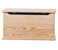 Baúl de madera TAPA PLANA