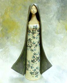 http://www.facebook.com/pages/KB-Galerie/561079683915422 Kateřina Baranowska: Hedera helix - břečťanová víla 3.
