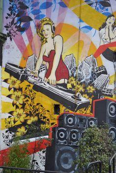 Graffiti    Cra 7a con 47 Bogotá Colombia