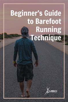 Barefoot running, also known as natural running, involves running in bare feet without any shoes on.This type of running has grown in popularity in recent years as people turn to the barefoot running technique to learn to run pain-free or in a more natural way.But is this just the latest in a long lineup of fads that will fizzle out? Or is there merit behind this technique? Read on to find out. #mbioapparel #runner #running Endurance Training, Race Training, Learn To Run, How To Start Running, Mental Toughness Training, Running Techniques, Benefits Of Running, Barefoot Running, Running Quotes