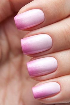 Fantastic ombre nails ideas that must you try 16
