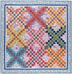 Irish Chain = Quilt Love Ideas