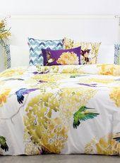 Happy Friday Mimosa Bedding Set