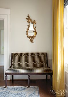 Fab Home Friday: Time & Again via Atlanta Homes & Lifestyles / The English Room Blog