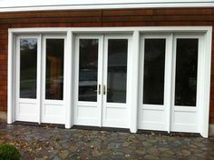 French Glass Garage Doors man cave with glass garage doors | dream man cave | pinterest