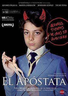 El apóstata [Videograbación] / una película de Federico Veiroj