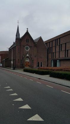 kapel aan de bisschop Zwijssenstraat