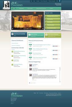 City of Owosso - http://www.webascender.com/Portfolio/articleType/ArticleView/articleId/399/City-of-Owosso