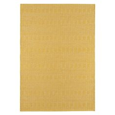 Click to zoom - Tunis rug large mustard