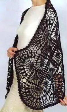 free crochet wrap (1)