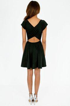 Wrap Party Dress ~ TOBI