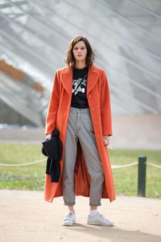 ❤ #street #fashion #snap from Paris Fashion Week Fall 2015