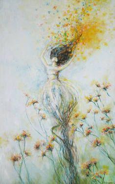 Du soleil plein la tête Oil On Canvas, Saatchi Art, Original Paintings, Inspiration, Biblical Inspiration, Inspirational, Inhalation