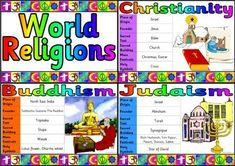 Religious Education Resources, Christianity and World Religions