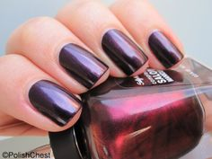 Sally Hansen Belle of the Ball from the soon to be released Go Baroque Collection....nice!