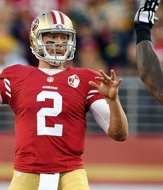 49ers name Blaine Gabbert as the Week 1 starter