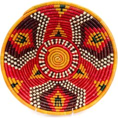 African Basket - Nubian - Open Bowl - 11.75 Inches - #44421