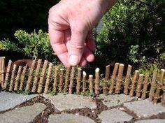 Stunning Fairy Garden Miniatures Project Ideas 82