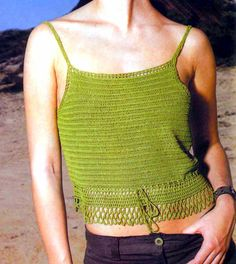 tejidos artesanales en crochet: la moda a tu alcance
