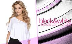 Zobaczcie nasz najnowszy lookbook w ponadczasowym zestawieniu bieli i czerni. www.saltandpepper.pl/lookbooks/blackandwhite/