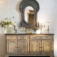 French Sideboard for lobby