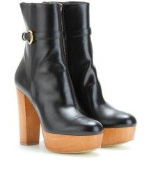 Stella McCartney - NELSON PLATFORM ANKLE BOOTS - mytheresa.com GmbH