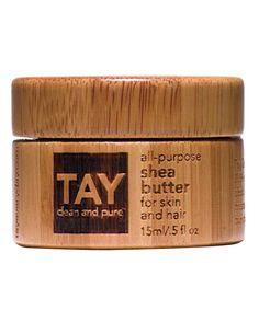 #CultBeauty All-Purpose Shea Butter for Skin and Hair by Tay Skincare #cultbeautywishlist