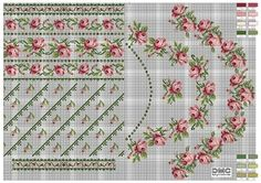 1 million+ Stunning Free Images to Use Anywhere Just Cross Stitch, Beaded Cross Stitch, Cross Stitch Borders, Cross Stitch Flowers, Cross Stitch Charts, Counted Cross Stitch Patterns, Silk Ribbon Embroidery, Diy Embroidery, Cross Stitch Embroidery
