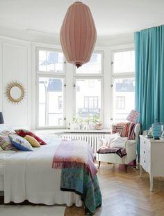 Добавляем цвета в белый интерьер: 25 идей — Журнал — MyHome